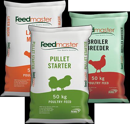 Feedmaster Chicken Feed