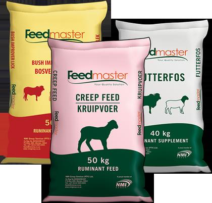Feedmaster Sheep Products