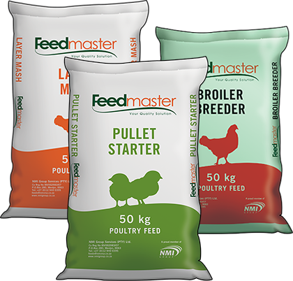 Feedmaster Chicken Feed
