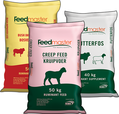 Feedmaster Sheep Products